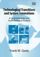 download ebook technological transitions and system innovations pdf epub