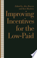Improving Incentives for the Low Paid