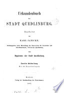 Geschichtsquellen der Provinz Sachsen und angrenzender Gebiete [afterw.] Geschichtsquellen der Provinz Sachsen und des Freistaates Anhalt
