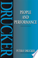 People And Performance book