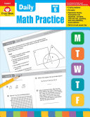 Daily Math Practice Grade 6