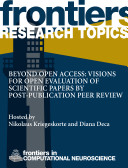 Beyond open access: visions for open evaluation of scientific papers by post-publication peer review