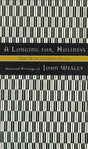 A longing for holiness