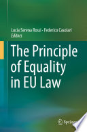 The Principle of Equality in EU Law