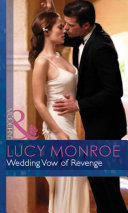 Wedding Vow Of Revenge (Mills & Boon Modern) (Bedded By Blackmail, Book 7) : she will share his bed. but...