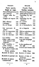 New Guide to Modern Conversation in Italian and English; Or, Dialogues on Ordinary and Familiar Subjects for the Use of Travellers and Students of Either Nation