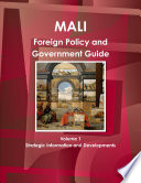 Mali Foreign Policy and Government Guide