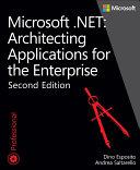 download ebook microsoft .net - architecting applications for the enterprise pdf epub