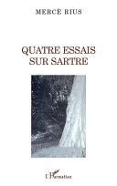 illustration Quatre essais sur Sartre