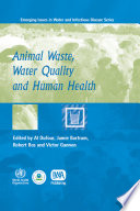 Animal Waste  Water Quality and Human Health