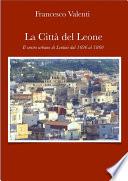 La citt   del leone  Lentini dal 1696 al 1860
