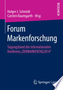 Forum Markenforschung