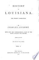 History of Louisiana