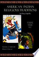 American Indian Religious Traditions  A I