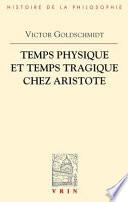 Temps physique et temps tragique chez Aristote
