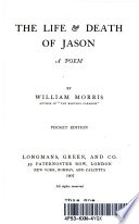 The Life   Death of Jason A Poem