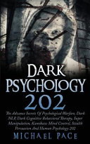 Dark Psychology 202 Book Cover