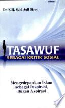 Tasawuf Sebagai Kritik Sosial
