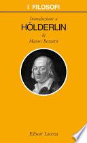 Introduzione a H  lderlin