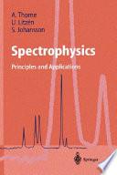 Spectrophysics book