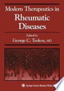 Modern Therapeutics In Rheumatic Diseases book