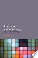Education And Technology book