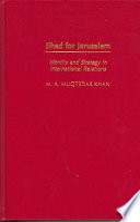 Jihad for Jerusalem