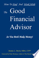 The Good Financial Advisor