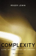 Complexity : it holds that at the root of all...