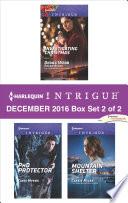 Harlequin Intrigue December 2016 Box Set 2 Of 2