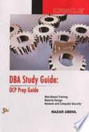 DBA Study Guide - OCP Prep Guide