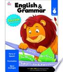 English   Grammar  Grade 6