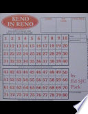 Keno in Reno
