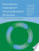 National Incident Management System  Principles and Practice