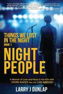 NIGHT PEOPLE  Book 1