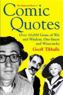 The Mammoth Book of Comic Quotes