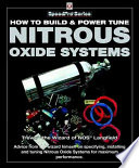 The Nitrous Oxide High Performance Manual