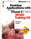 Desktop Applications with Microsoft Visual C   6 0