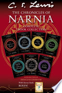 The Chronicles of Narnia Complete 7 Book Collection with Bonus Book  Boxen