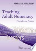 Teaching Adult Numeracy