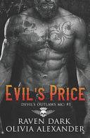 Evil s Price Book PDF