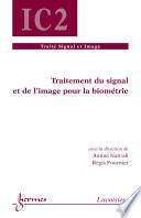 Traitement Du Signal Et De L Image Pour La Biom Trie