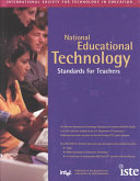 National Educational Technology Standards For Teachers : standards are supported by performance indicators and profiles...