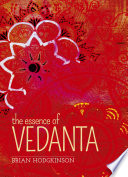 The Essence Of Vedanta