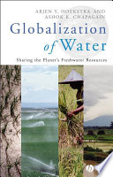 Globalization of Water