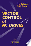 Vector Control Of Ac Drives book
