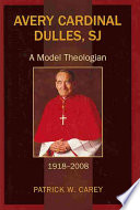 Avery Cardinal Dulles Sj
