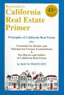 The California Real Estate Primer