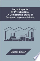 Legal Aspects of Privatisation