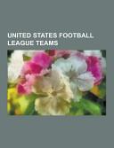 United States Football League Teams